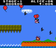 Play Balloon Fight GB Online