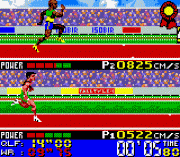 Play Carl Lewis – Athletics 2000 Online