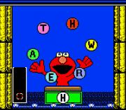 Play Elmo's ABCs Online