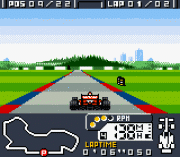 Play F-1 World Grand Prix Online
