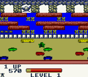 Play Frogger Online