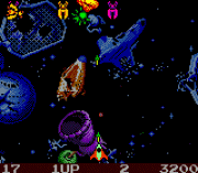 Play Galaga – Destination Earth Online
