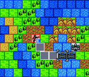 Play GameBoy Wars 3 (english translation) Online