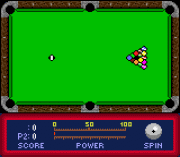 Play Jimmy White's Cueball Online