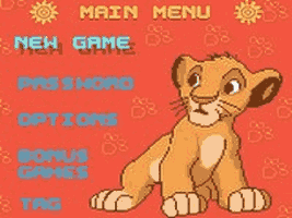 Play Lion King Online