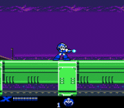 Play Mega Man Xtreme Online