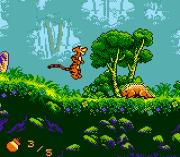 Play Pooh and Tigger's Hunny Safari Online