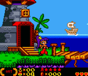 Play Shantae Online