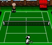 Play Snoopy Tennis Online