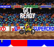 Play Supercross Freestyle Online