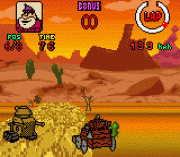 Play Wacky Races Online